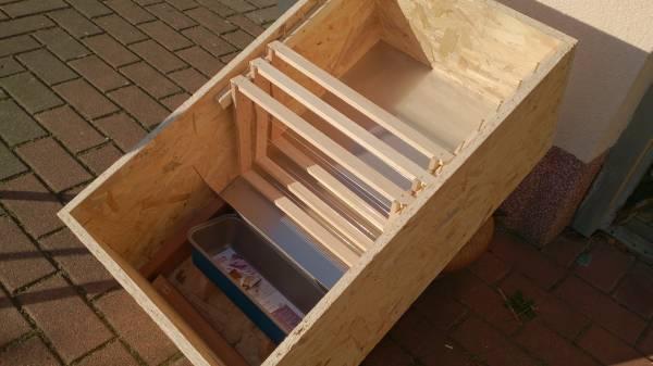 Der kleine handwerker alles um die biene - Wohnzimmerschrank selber bauen ...